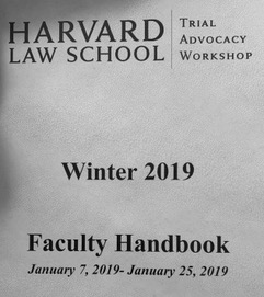 Harvard Law School Trial Advocacy Workshop