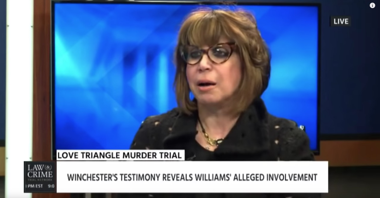 Linda Kenney Baden Gene Rossi & Bob Bianchi Talk Denise Williams Love Triangle Trial 12/12/18